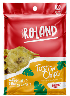Tostón Chips