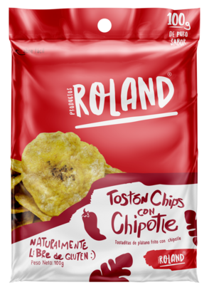 Tostón Chips con Chipotle