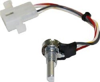 Gen II Rotary Pot Switch For Servo Heater Valve