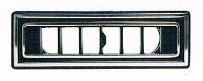 Standard Series Through Dash Louvers