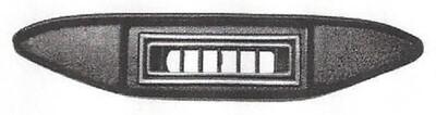 Under Dash Center Louver Panels