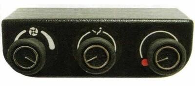 Base 3-Knob Gen IV Control Panel