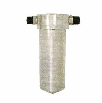 Polished Aluminum Drier