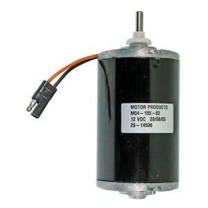 """3"""" 12 Volt Condenser Fan Motor For TransAir"""