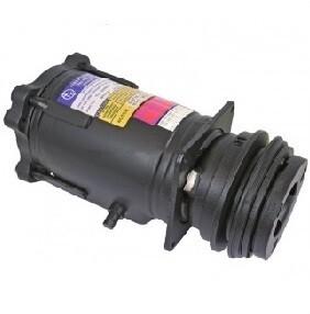 A6 127mm 1 Groove 12 Volt Metric Mount PAD Compressor