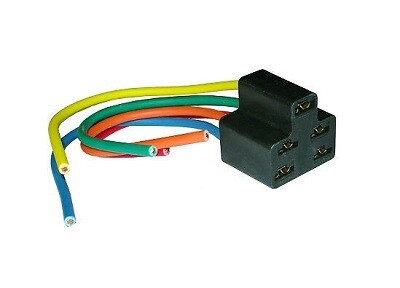 3 Speed 5 Terminal Switch Relay Harness