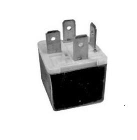 12 Volt 4 Terminal A/C Control, Blower Motor, Radiator Fan Relay