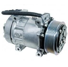 SD7H15 119mm 6 Groove 12 Volt Direct Mount HTO Compressor