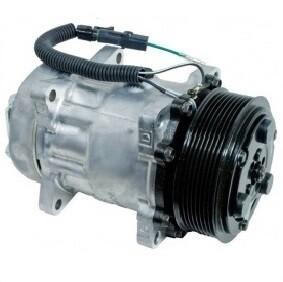 FLX7 4864 119mm 8 Groove 12 Volt Ear Mount PAD Compressor