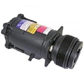 A6 127mm 8 Groove 12 Volt Metric Mount PAD Compressor