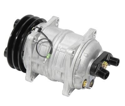 TM-16 135mm 2 Groove 12 Volt Ear Mount HOR Compressor