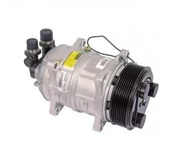 TM-16 123mm 8 Groove 12 Volt Ear Mount VOR Compressor