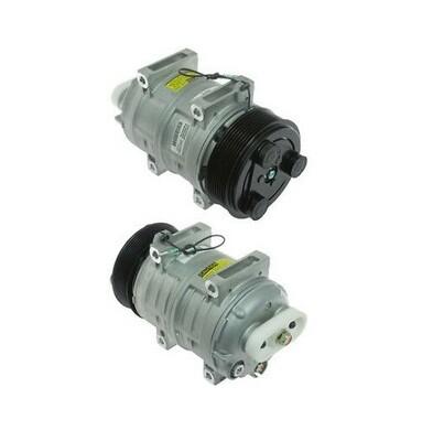 TM-16 125mm 8 Groove 12 Volt Direct Mount PAD Compressor