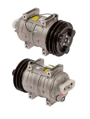 TM-16 135mm 6 Groove 12 Volt Direct Mount PAD Compressor