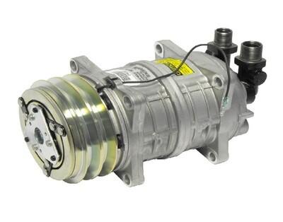 TM-15 125mm 2 Groove 12 Volt Ear Mount VOR Compressor