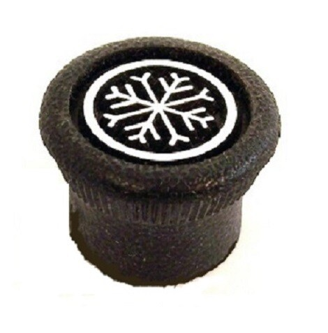 Knob With Snowflake Symbol For STD Rotary T-STAT