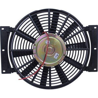 "14"" 12 Volt Low Profile Straight Blade Puller Condenser Fan"