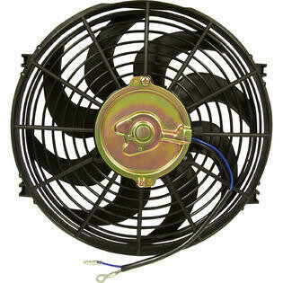 """12"""" Reversible Curved S-Blade Condenser Fan"""