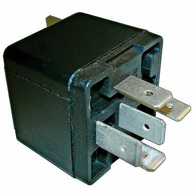 40 AMP 5 Terminal 12 Volt Relay With Bracket