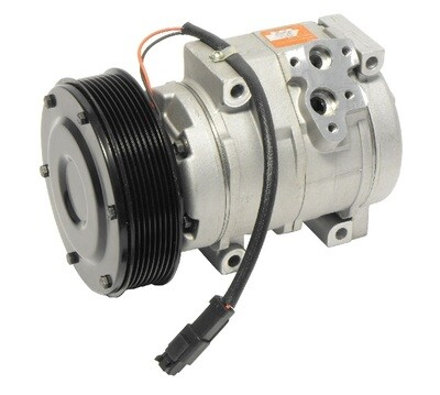 10S17C 75mm 8 Groove 24 Volt Direct Mount PAD Compressor