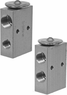 2 Ton Expansion Valve Block With MTG Holes