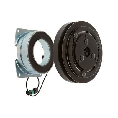 HD York 152mm 1 Groove 12 Volt Leaf Clutch