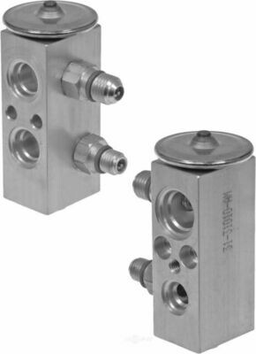 Navistar Class 8 Expansion Valve Block With Mounting Stud