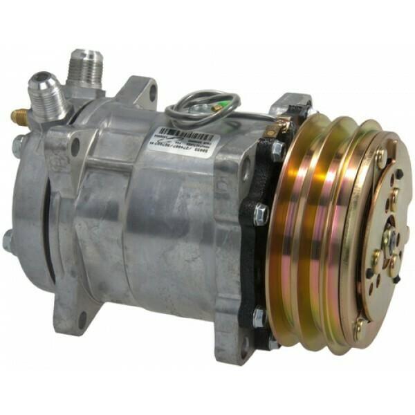 SD508 8390 132mm 2 Groove 12 Volt Ear Mount VFL Compressor