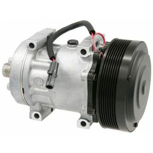 SD7H15 152mm 8 Groove 12 Volt Direct Mount HTO Compressor