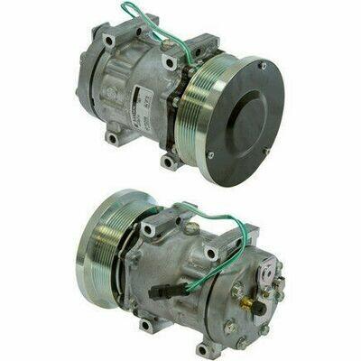 SD7H15HD 4301 133mm 8 Groove 24 Volt Direct Mount PAD Compressor