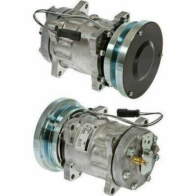 SD7H15SD 138mm 1 Groove 12 Volt Ear Mount PAD Compressor