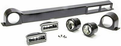 Universal Under Dash Louver Panel