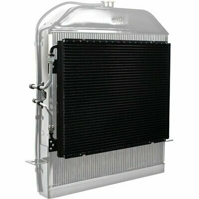 1939-1940 Ford Deluxe SuperFlow Condenser and Hardline Package Without Drier