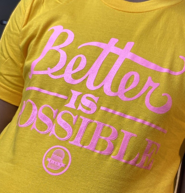Better Is Possible Summertime