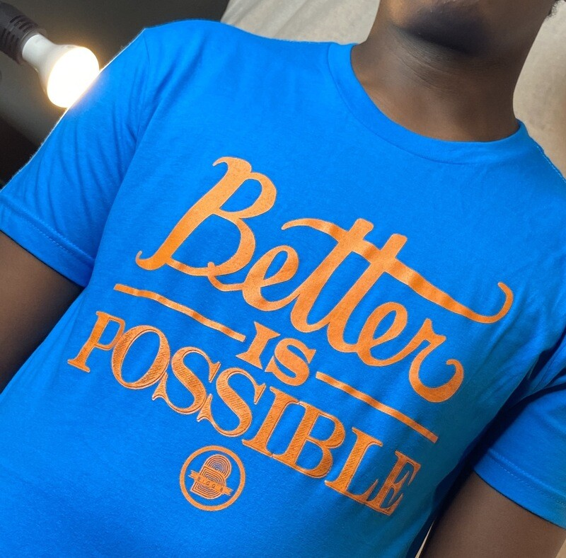Better Is Possible Auqua
