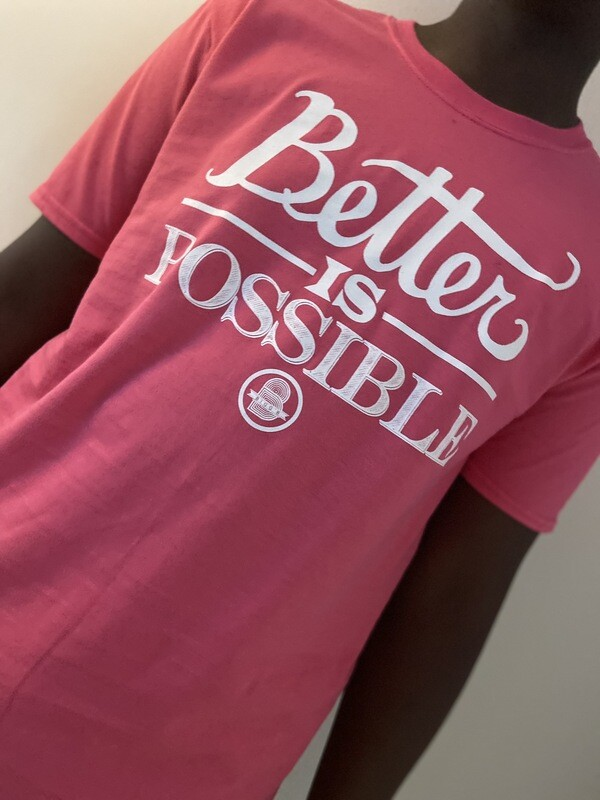 "Better Is Possible ""Pink"""