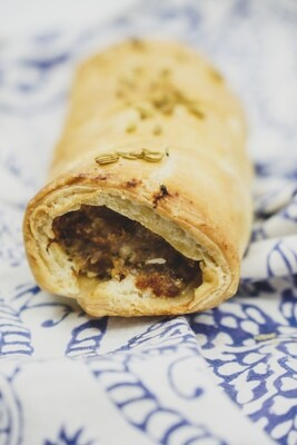 Roll (Vegan option available)
