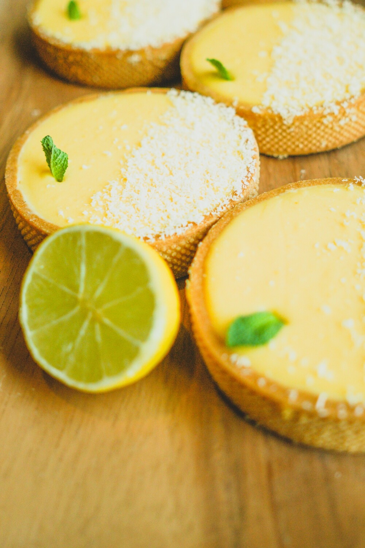 Lemon tart SMALL
