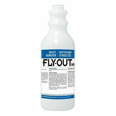 BOUTEILLE VIDE LITHOGRAPHIÉE | FLY-OUT 632299BMTR | 750ML