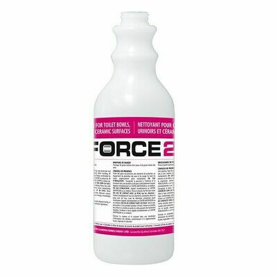 BOUTEILLE VIDE LITHOGRAPHIÉE | FORCE II 372899BMTR | 750ML