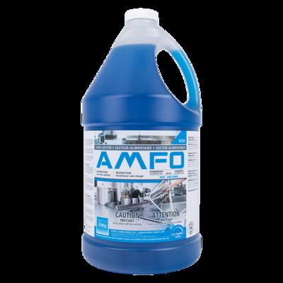 AMFO | DÉSINFECTANT ASSAINISSEUR SANS RINÇAGE | 3.8L