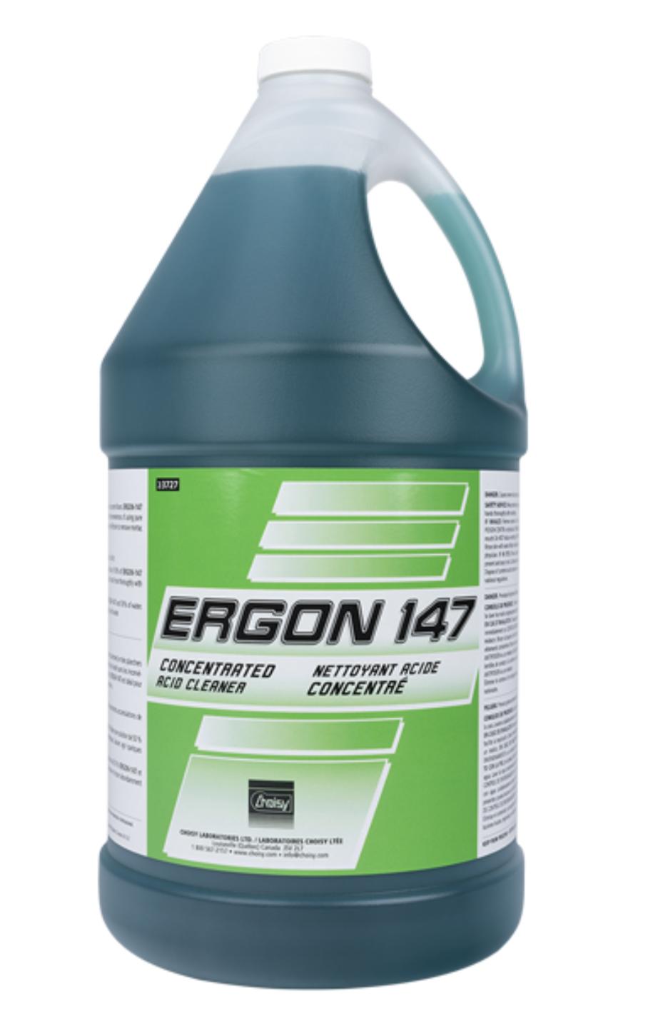 ERGON-147 | NETTOYANT CHIMIQUE CONCENTRÉ | 3.8L
