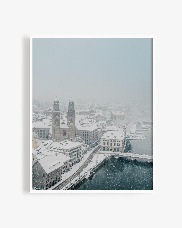 Zurich Winter Wonderland