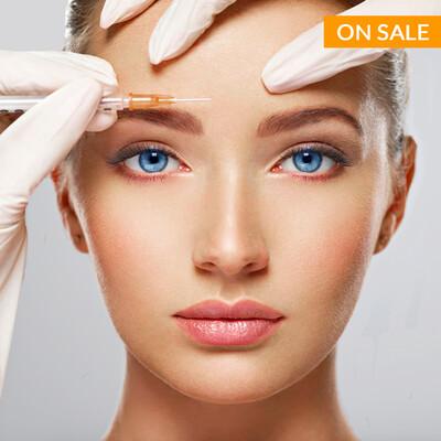 Botox SALE $11/unit