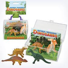 Natural Treasures Dinosaurs