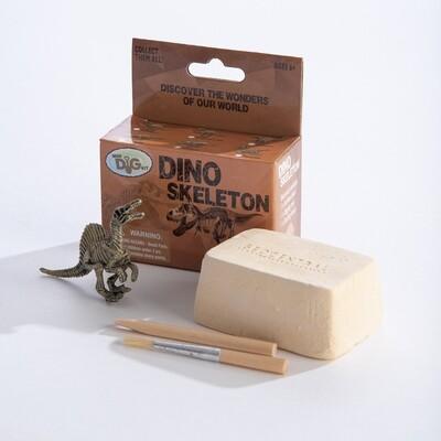 Dino Skeleton Mini Dig Kit