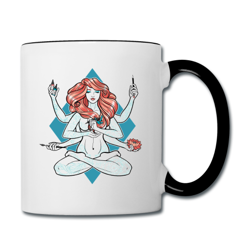 Body of Art Coffee Mug