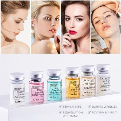 12pcs/box 8ml BB Cream Glow Booster Kit