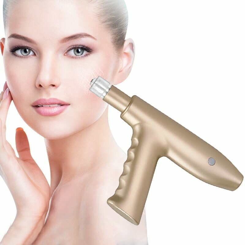 Beauty Injection Gun Skin Nano Meso Water Injection Gun Microcrystal Mesotherapy