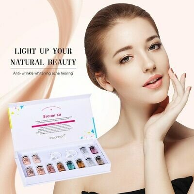 Korean Makeup BB Cream Ampoule Meso Mixed Booster and Cream